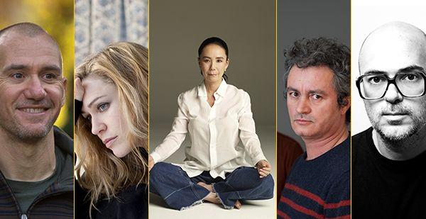 Le Jury des Courts métrages et de la Cinéfondation 2016 - Festival de Cannes 2016 (Festival International du Film)