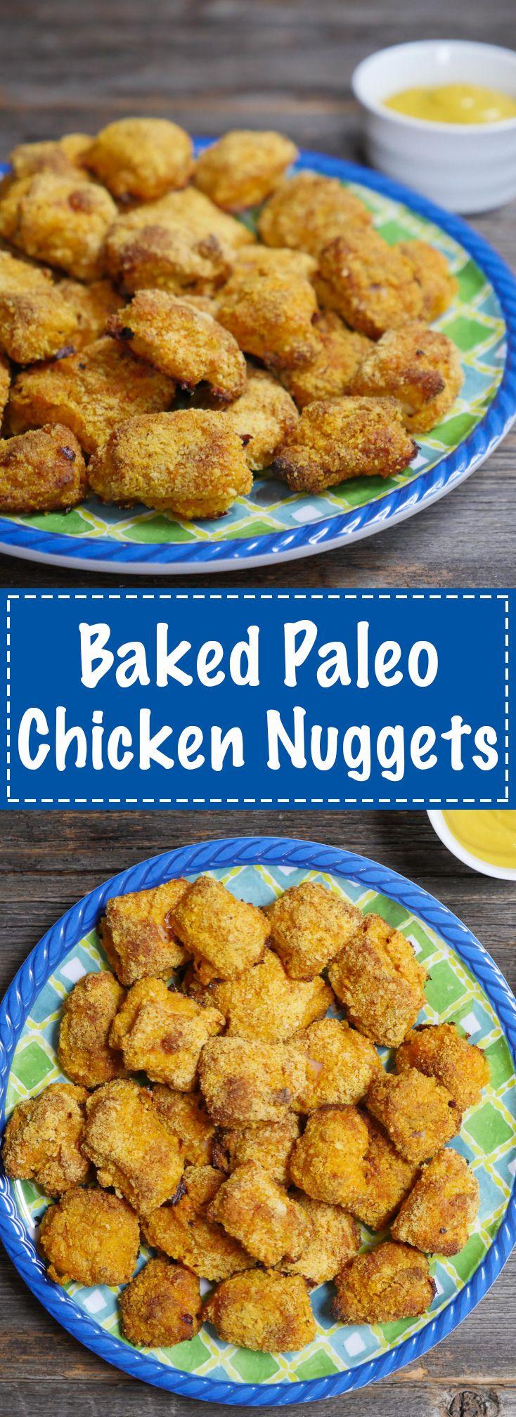 25+ bästa Baked chicken nuggets idéerna på Pinterest