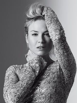 Renée Zellweger...awkward I don't know I'm beautiful. Quirky.