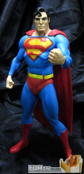 Superman Christopher Reeves (Superman) Custom Action Figure