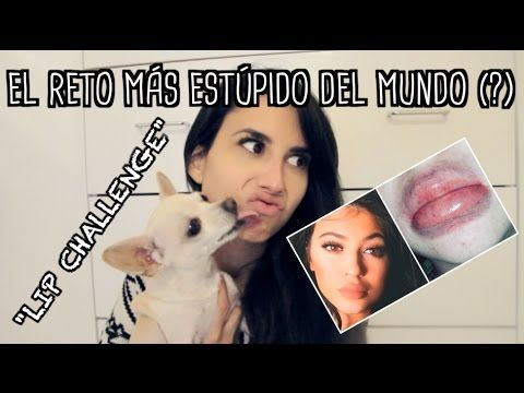 ¡¿KYLIE JENNER CHALLENGE?! | (no lo hagan) - YouTube