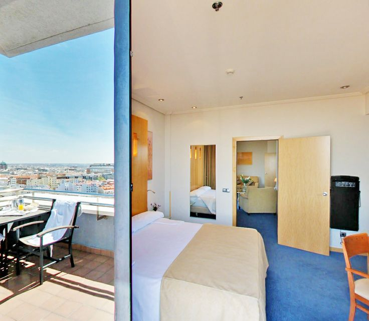abba Madrid Hotel****S - Hotel in Madrid - Suite with terrace