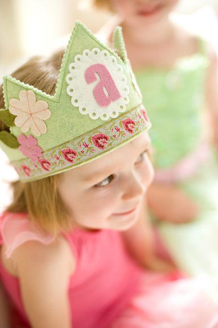 gorgeous birthday crown