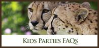 Kids parties at Auckland Zoo