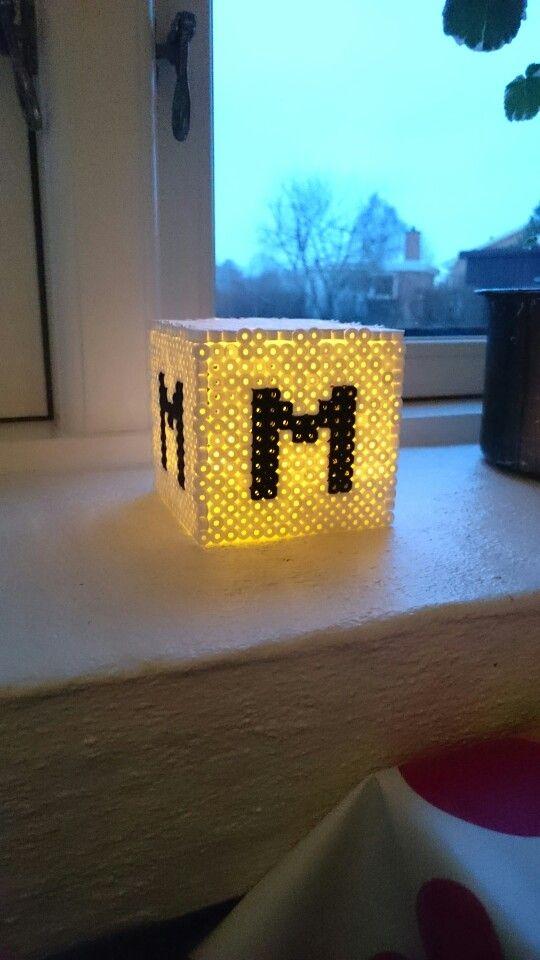 Hama cube light
