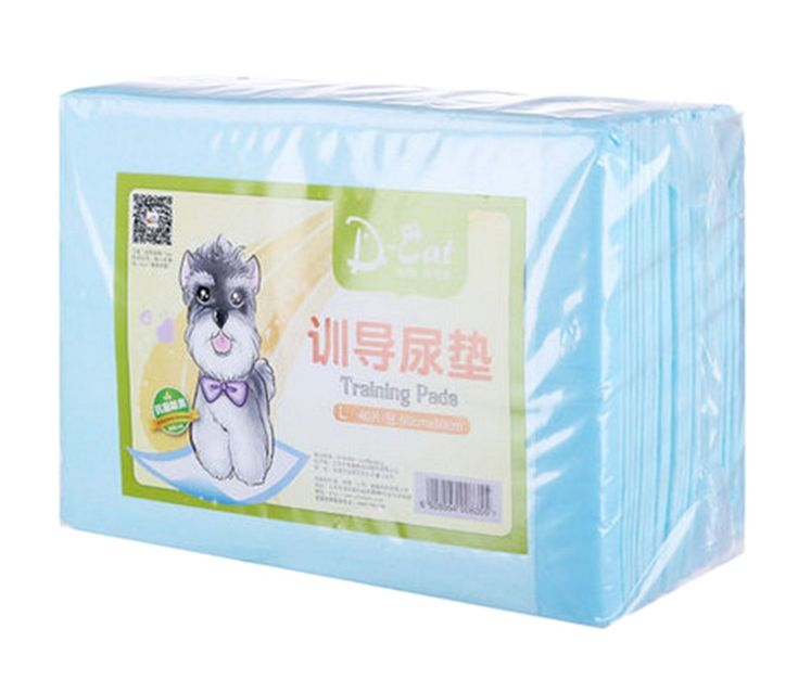 Ziweiba Pet Dog Puppy Cat Training Pads, Pack Of 50 -- Visit the image link more details.
