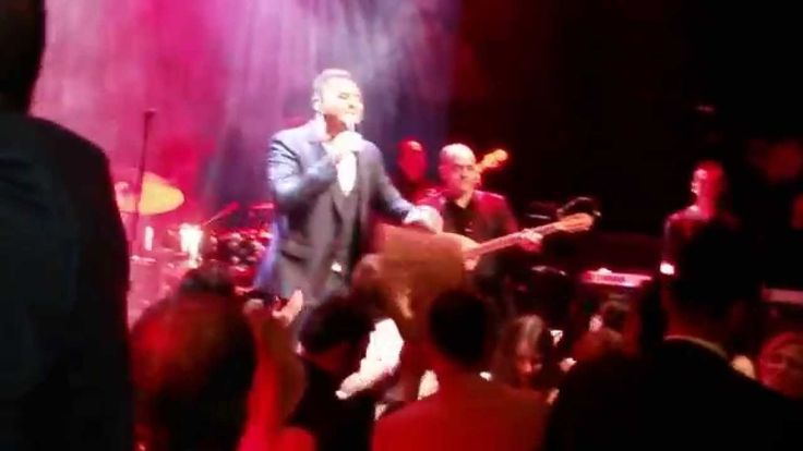 Antonis Remos at Melrose Ballroom in New York May 2014