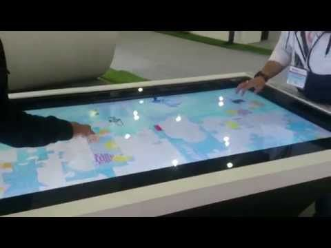 Multy Touch Surfaces