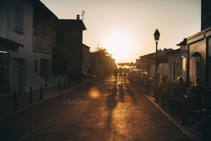 Check out great sunset by doubled on Creative Market