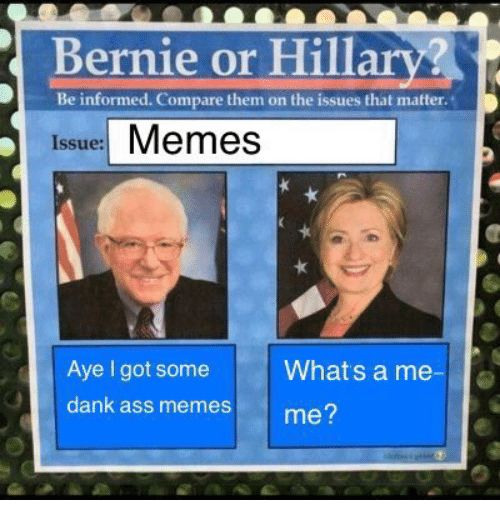 59c0422c93f7234ec466e4efaea84737 bernie memes hillary meme 482 best funny images on pinterest hilarious, so funny and tired