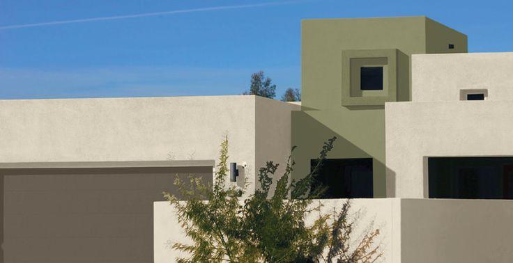 Desert & Southwest Style - Sherwin-Williams