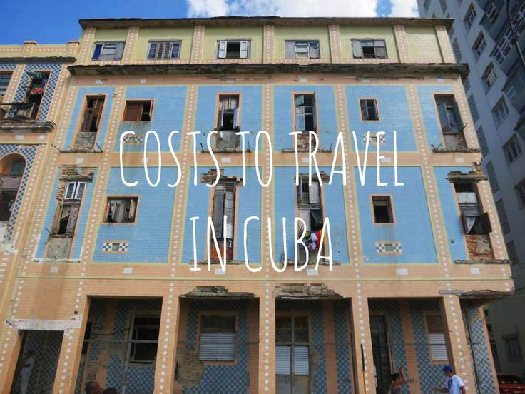 What are the costs to travel in Cuba? Including price examples, costs per day and budget tips.