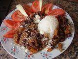 Chili vegetariano de fríjoles negros en fussioncook