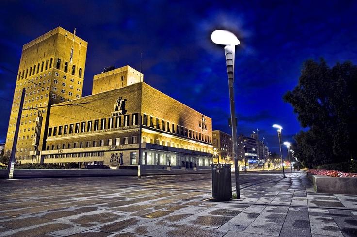 Rådhusplassen Oslo