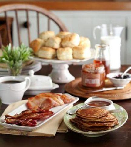 Blackberry Farm breakfast collection