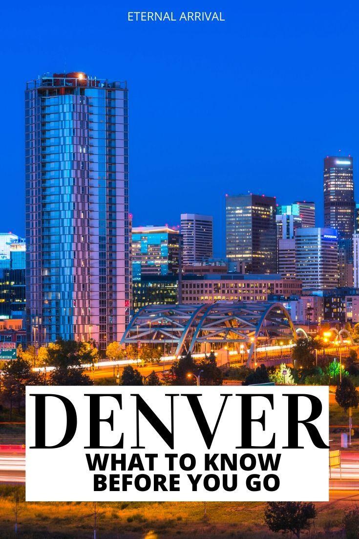 11 Need To Know Denver Tips In 2020 Visit Denver Denver Travel Denver Travel Guide
