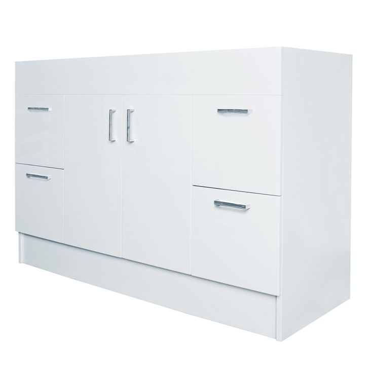 Flatpack 1200mm allana freestanding vanity i n 4843942 for Kitchen cabinets bunnings