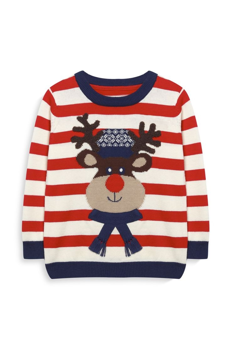 primark pull cerf de no l b b gar on sweters pull noel bebe pull noel enfant et pull noel
