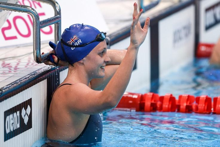 World Record Holder Fran Halsall Announces Retirement from Swimming