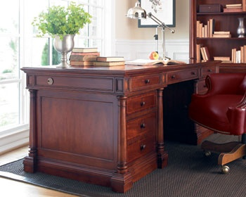 Thomasville Fredericksburg Executive Desk For The Home Pinterest Desks