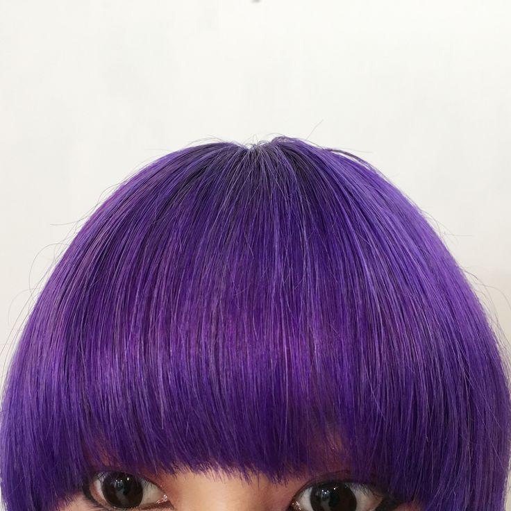 マイサワ Maisawaさんはinstagramを利用しています Violethair 紫