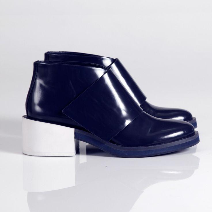 Mara Boot Blue