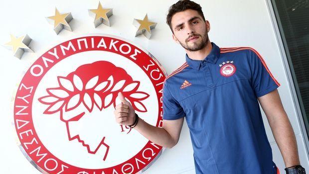 Stefanos Kapino - Olympiacos