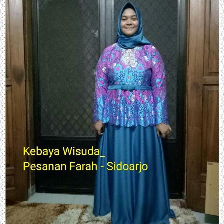 """8 Suka, 1 Komentar - KEBAYA,BRIDAL,BATIK&BAJUMUSLIM (@venzakebaya) di Instagram: """"www.venzakebaya.net 💗💘💝KARYA ASLI INDONESIA. DIPERSEMBAHKAN UNTUK PARA PECINTA KARYA ANAK BANGSA.""""…"""""""