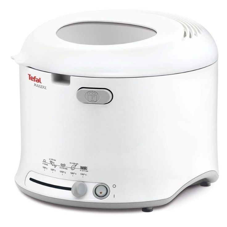 Deep Fat Fryer Automatic Lid Household Healthy Roast Home Machine Cooking Recipe