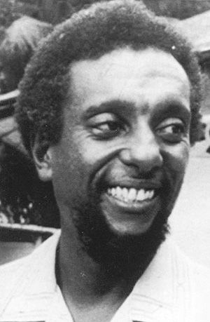 "Kwame Ture (born Stokely Carmichael; June 29, 1941 – November 15, 1998) was a Trinidadian-American black activist active in the 1960s American Civil Rights Movement. He rose to prominence first as a leader of the Student Nonviolent Coordinating Committee (SNCC) later as the ""Honorary Prime Minister"" of the Black Panther Party. Initially an integrationist, Carmichael later became affiliated with black nationalist and Pan-Africanist movements.  He popularized the term ""Black Power""."