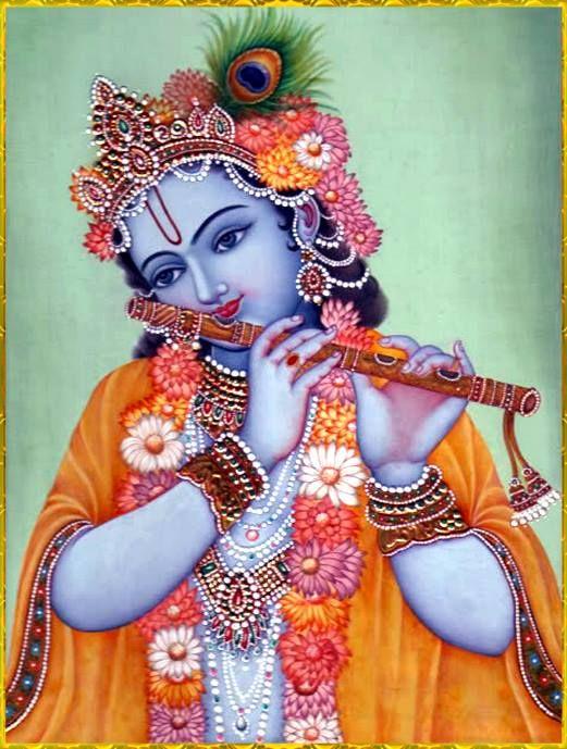 .Jay Shri Krishna.