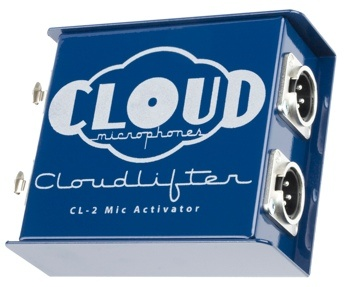 The Cloudlifter is a handy tool that will add a clean gain boost to your signal. This is handy with dynamic mics that are gain hogs, and especially when using a preamp whose characteristics you are trying to avoid.
