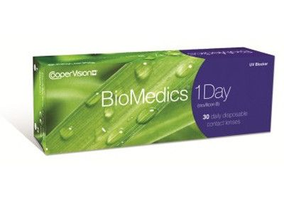 Buy Biomedics 55 1 Day - Ultraflex 55 1 Day 30 Pack contact lenses online. 50-70% off retail contact lenses in Canada. Get free shipping to Canada or US. No minimum order needed! No taxes!