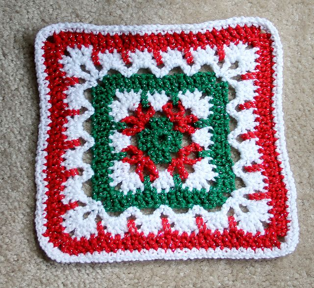 Ravelry: Project Gallery for Autumn Leaves pattern by Janie Herrin