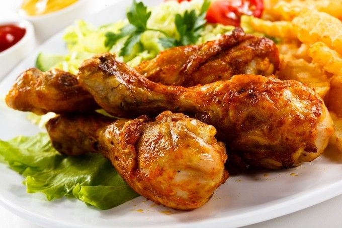 Куриные ножки по-грузински: рецепт с фото, как приготовить ...