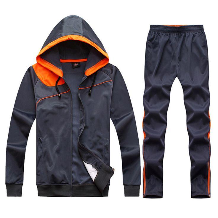 2017 Winter New Boys Kids Girls Youth Soccer jerseys Long Sleeve Training Pants Tracksuit Survetement Football Jacket Shirts Cap #Affiliate