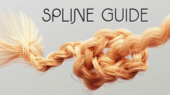 César Vonc has released the Spline Guide plugin for Cinema 4D that allows you to align hair along a spline dynamically and is completely free.