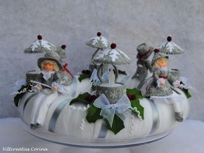 kerstkrans corina