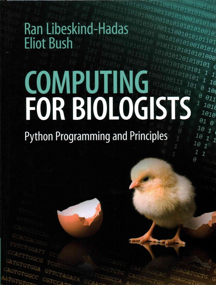 17 best books and biology images on pinterest a bugs life a computing for biologists python programming and principles fandeluxe Images
