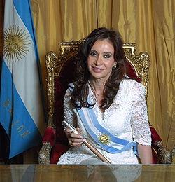 Cristina Fernández de Kirchner - Argentina