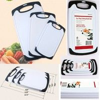 Color: White & black Material: PP(polypropylene) plastic + TPR(total physical response) Size: S: