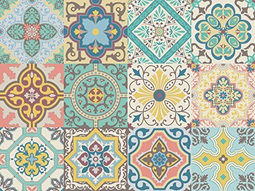 Vinilo decorativo autoadhesivo con diseño de azulejos por... https://www.amazon.es/dp/B01F5NCESC/ref=cm_sw_r_pi_dp_x_rDc6xb543FZV6