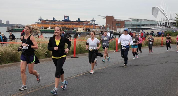 DONE!! NYRR 5-Borough Series: Staten Island Half-Marathon   NYRR