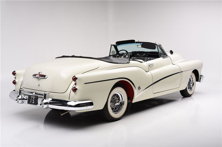1953 Buick Skylark | Barrett-Jackson photos Editor's note: This is the fifth in a 10-day series featuring cars to be sold April 8-10 at Barrett-Jackson's 2