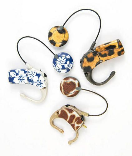 New Skinit covers available for Advanced Bionics cochlear implants