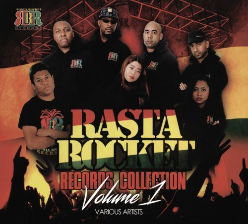 Rasta Rocket Records Collection, Pt. 1 [CD]