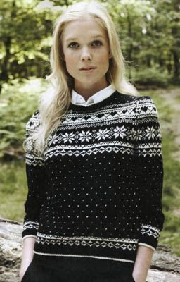 Free and easy Fair Isle patterns - Providence knitting
