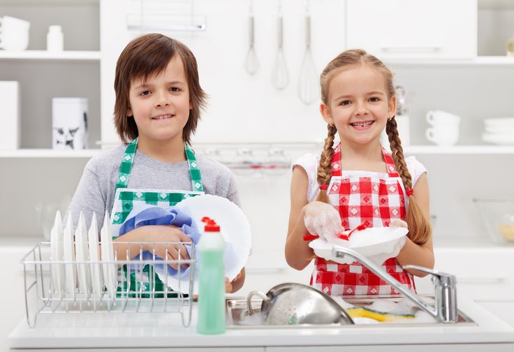 3 Ways to Get Your Kids to Help Out Around The House