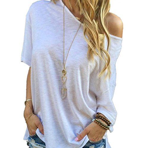 DIY Tutorial Clothes Refashion / How to Cut the Perfect Off-the-Shoulder T-Shirt - Bead&Cord