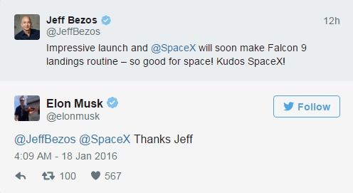Elon Musk shares SpaceX landing on Instagram, proving even failures can be epic